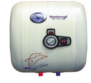 Pemanas atau water heater gainborugh 15 T