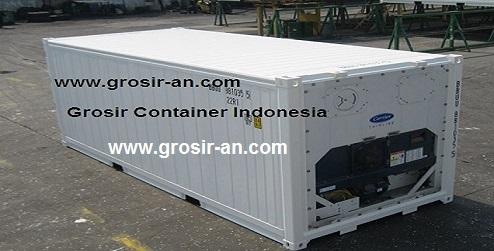 Harga Container Reefer Bekas