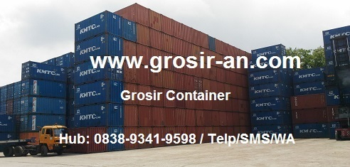 Jual Container Bekas Murah
