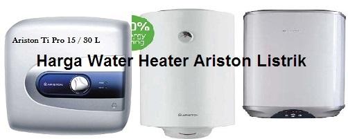 Tips Memilih Water Heater